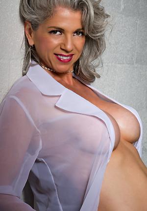 Frau über 60